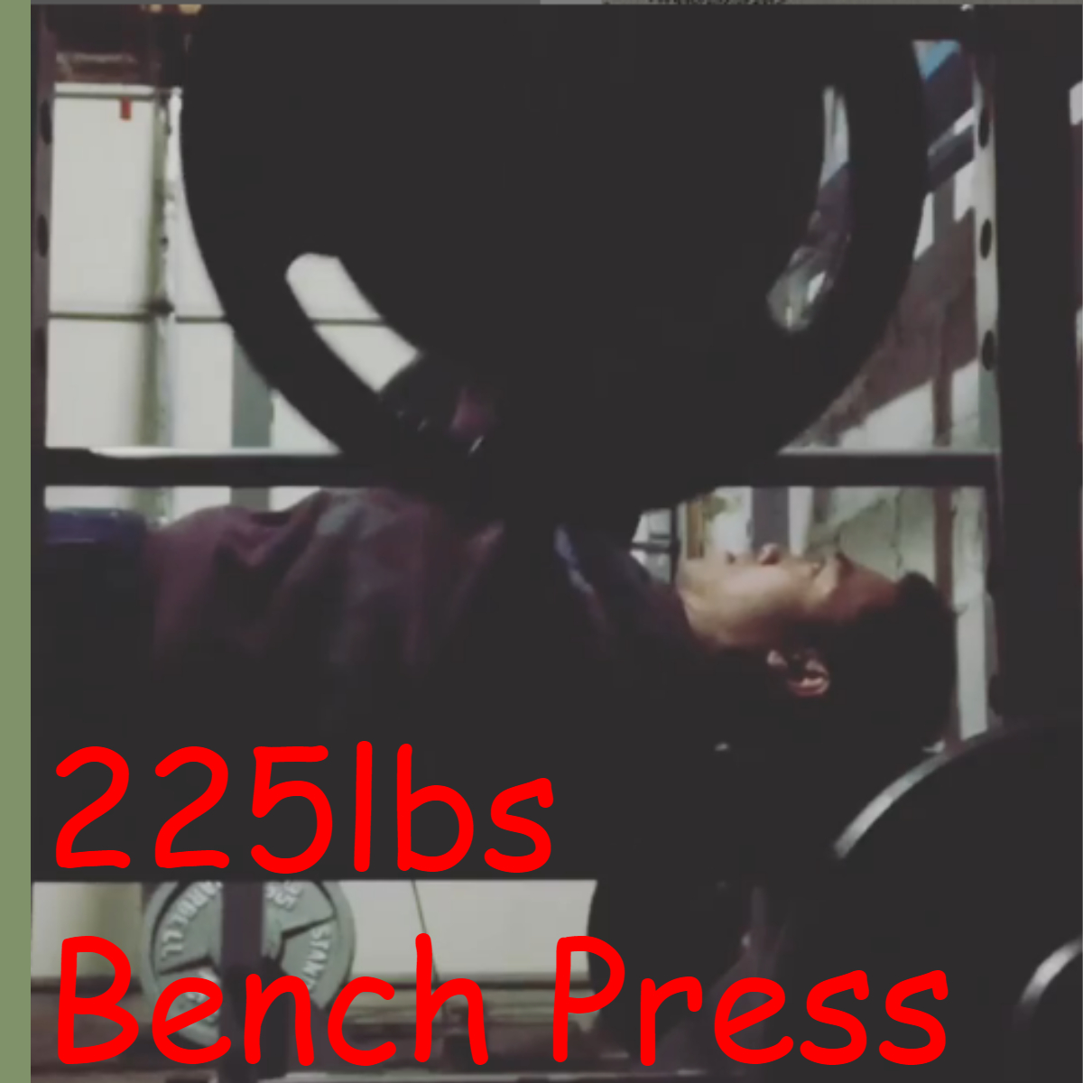 Learn how to get to a 225lb bench