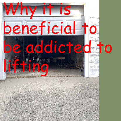 Am I addicted to lifting?
