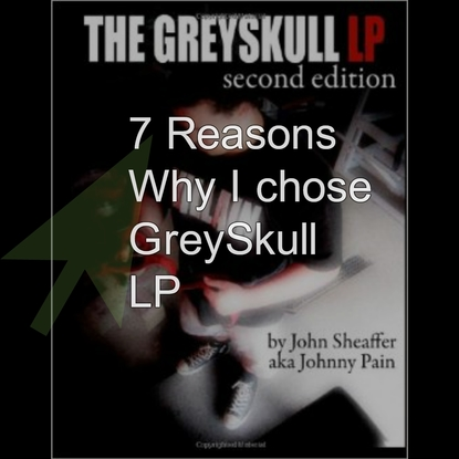 7 Reasons why I chose GryeSkull LP