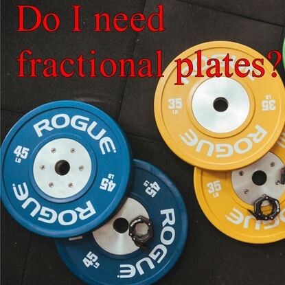 Are Fractional Plates Worth It To Purchase? My 2cents