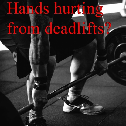 Here Is What You Should Do If Your Hands Hurt From Deadlifts