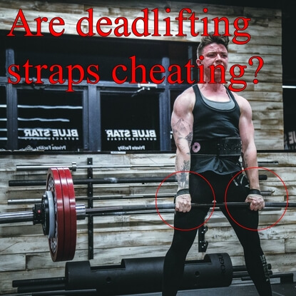 Deadlifting With Straps Cheating? What Everyone Should Know