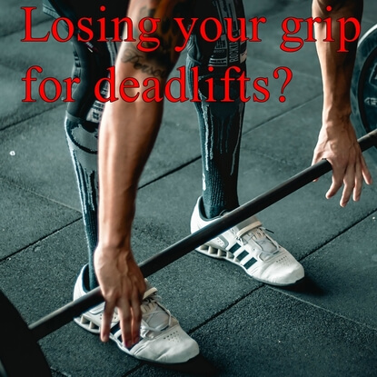How To Get A Grip On Your Deadlifts Forever