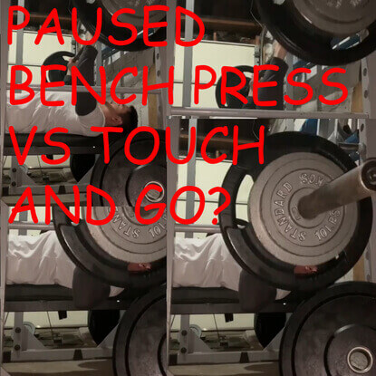 7 Reasons Why You Should Do Pause Bench Presses