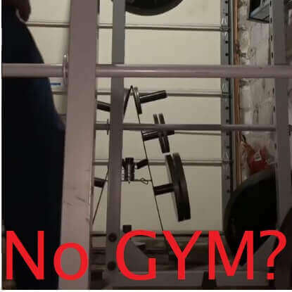 Preserve your gains without access to a gym?