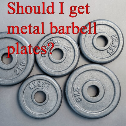 Are Metal Barbell Plates the Best Choice for Your Workout?