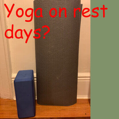 Should you do yoga on rest days?