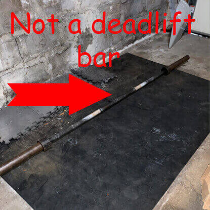 Pros And Cons of Using A Deadlift Bar
