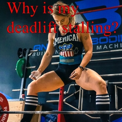 Deadlifts - How to go From Stalling to Stimulating